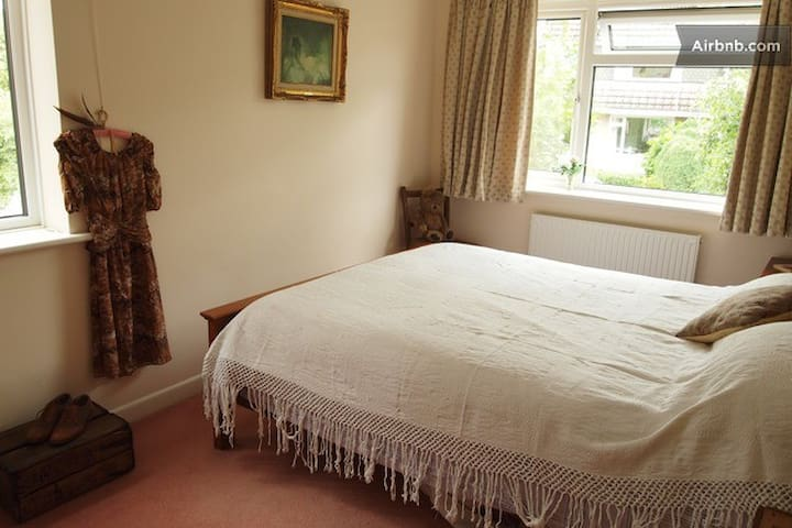 Double room in tranquil home, in beautiful setting - Wells