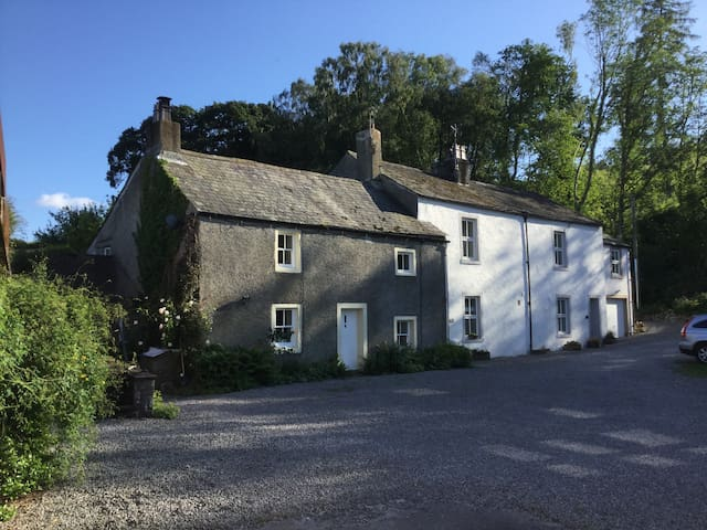 Rural Idyll close to Keswick.