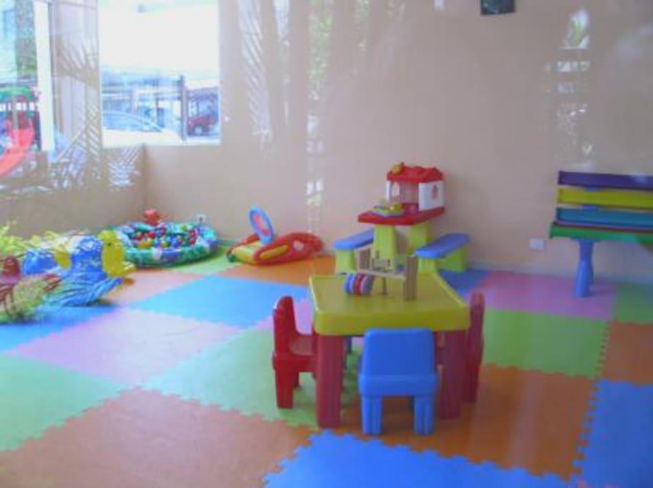 babies area