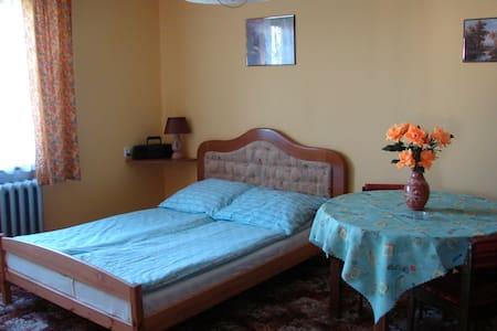 Pokoje gościnne na Kaszubach nad jeziorami - Chmielno