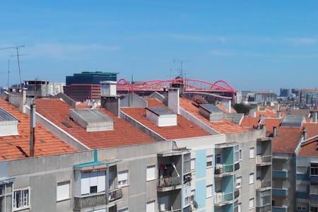 500m cerca del Estádio da Luz - Lisbon