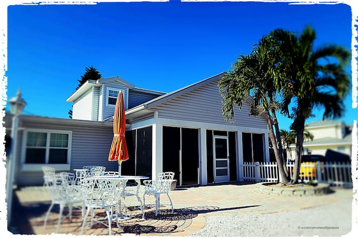 UNIT 1 AT SIESTA KEY BEACH VILLA - Sarasota - Apartamento