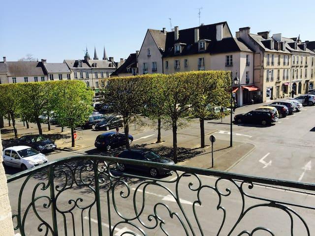 APPARTEMENT MEUBLE - Bayeux - Apartment