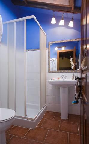 Baño de una habitación