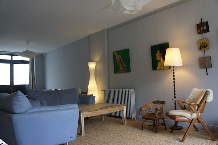 Family House for 10 persons - Saint-Juéry - Hus