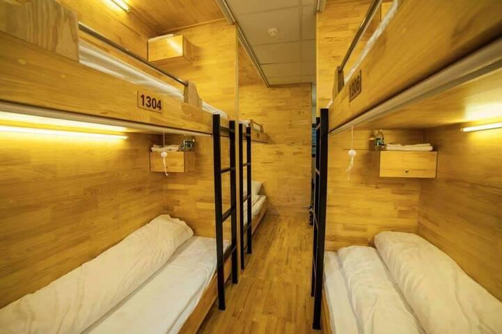 Dorm Room For 6 People - Hanoi