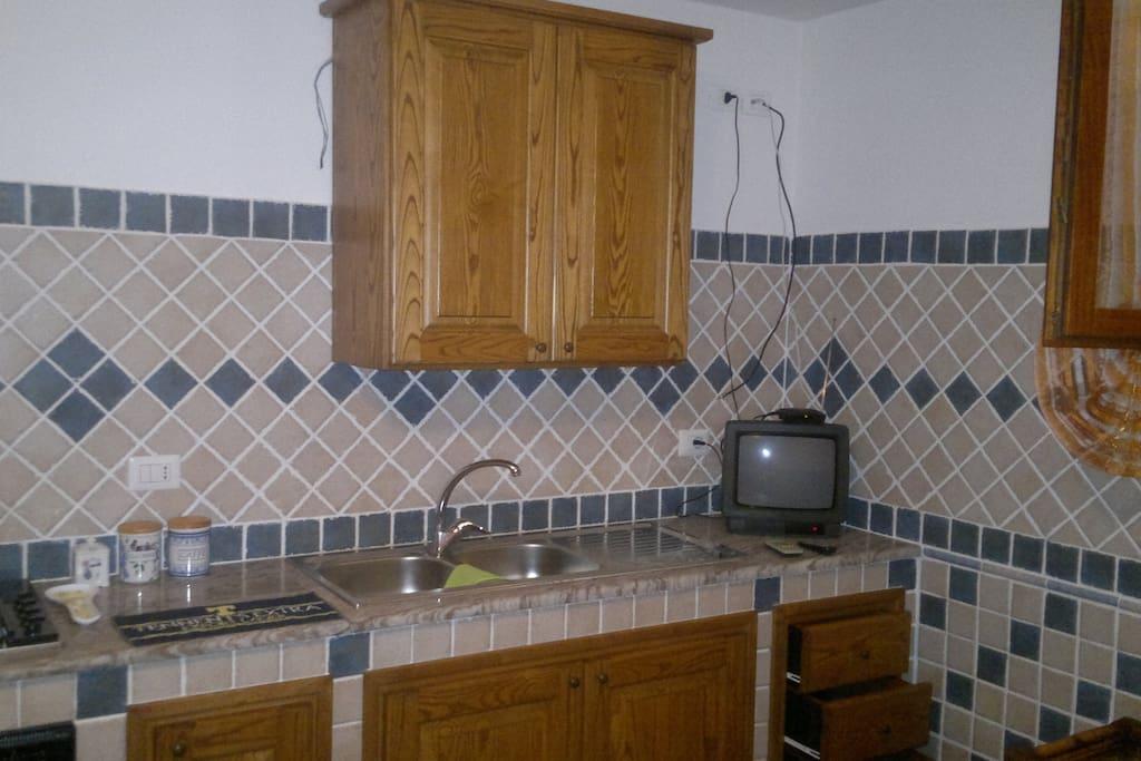 Angolo cottura+forno