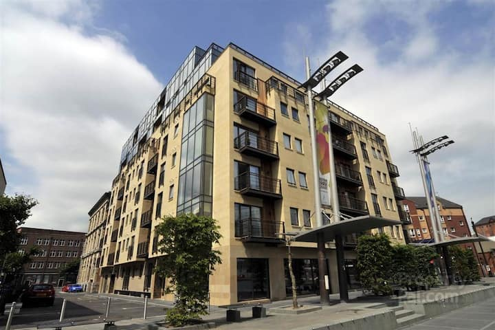 Luxury Belfast City Centre Apartment