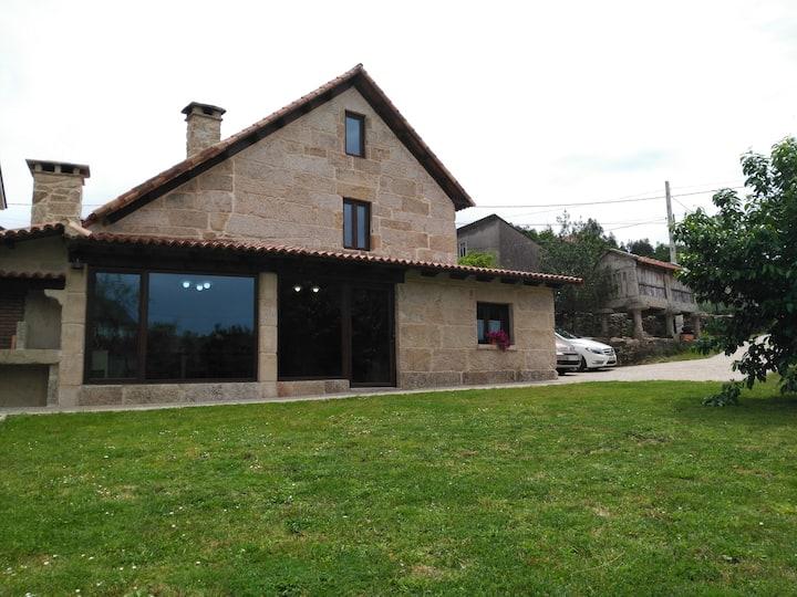 Country House O Eido do Farruco, Pontevedra 36820