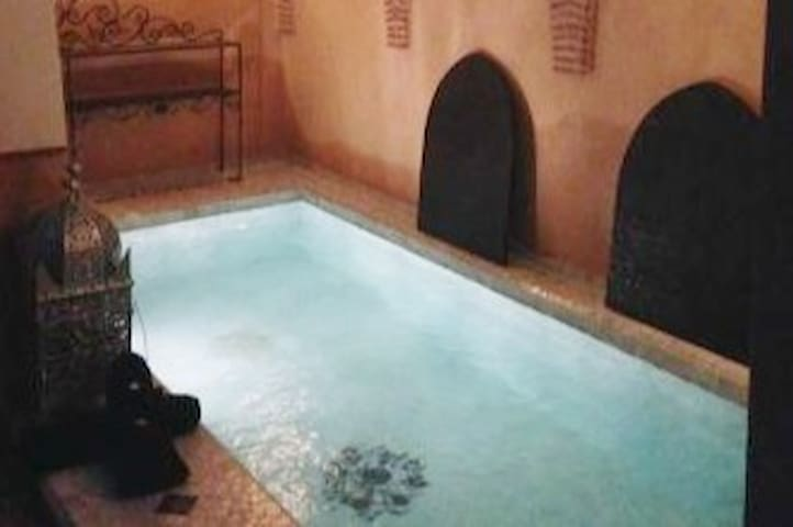 Riad Bjoujna Marrakech Medina