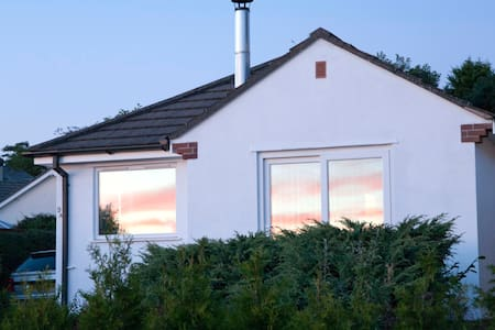 Light and airy home with views towards Dartmoor - Totnes - House
