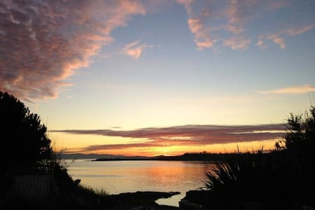 Enjoy Pacific sunsets on the bay  - Victoria - Villa