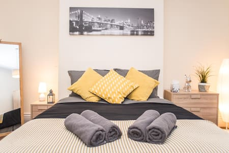 Lovely modern apartment in South Shields - South Shields - 公寓