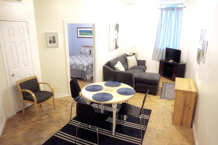 2 Bedroom Apartment - Shopping, Cafes, University