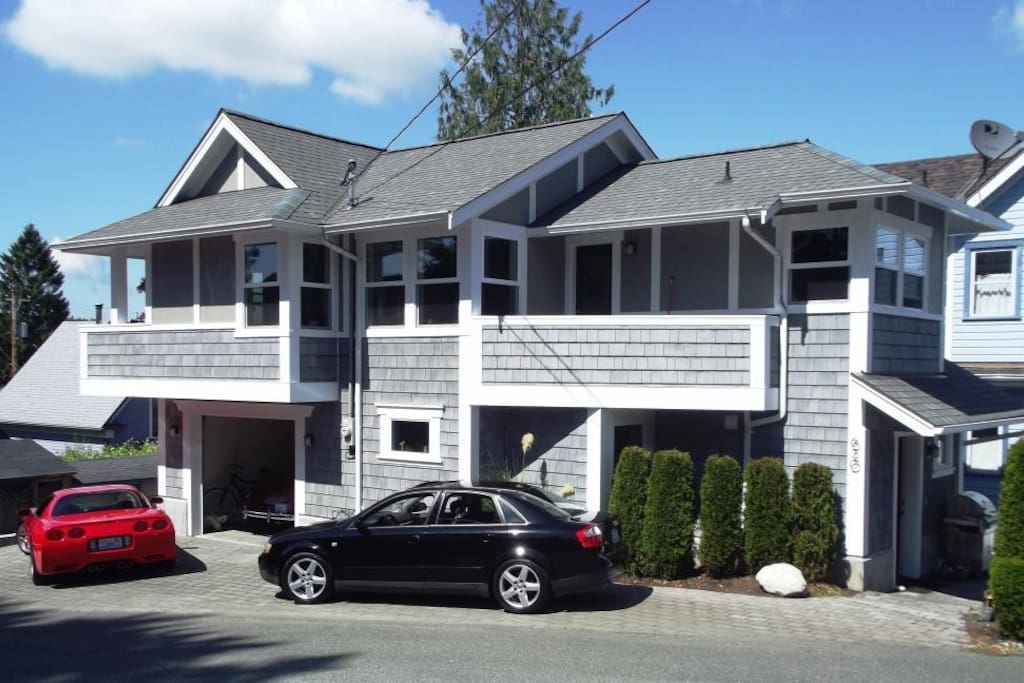 La conner wa seaside village home bed and breakfasts for for Conner home