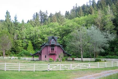 Adjacent to Redwood National Park - Orick - Casa