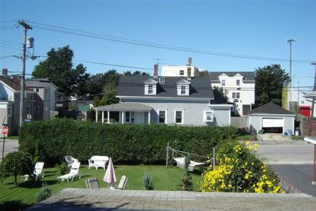 Beach House For Rent In Newport Ri
