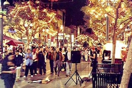 Downtown SaMo walk to everything - Santa Monica - Apartment