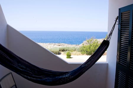 FLAT WITH SEA VIEWS & HIDDEN COVE 1 - Ciutadella de Menorca - Pis