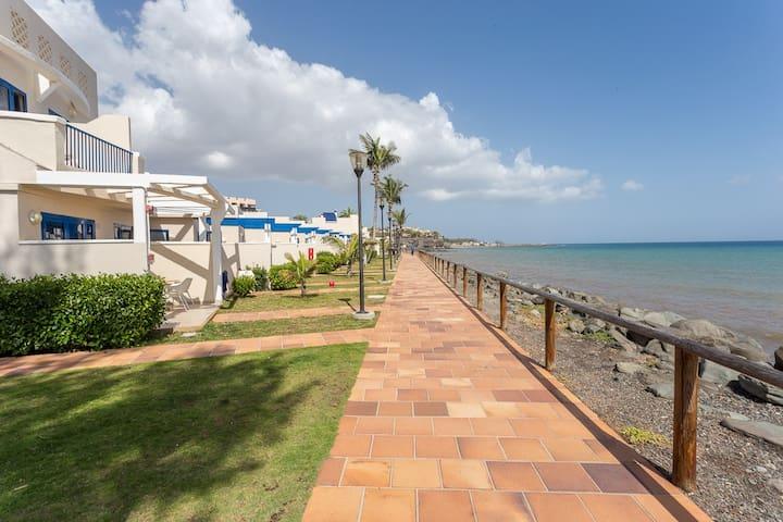 Estupendo apartamento en Bahía Feliz - Tarajalillo - Appartement