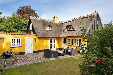 Charming Historical Village House - Roskilde