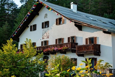 AlpenRetreat, Tyrol, Vintage Suite - Nassereith