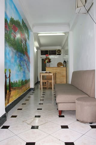 5$ suite female dormitory room 4 beds in hanoi - Hanoi - Hostel