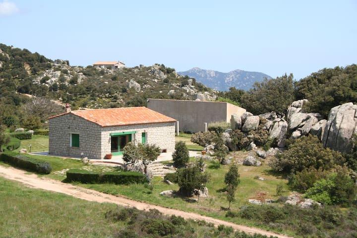 Sardinia's stunning country side - Calangianus