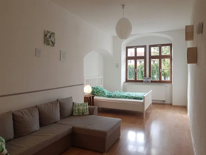 Wohnung im Altstadtkern von Weimar