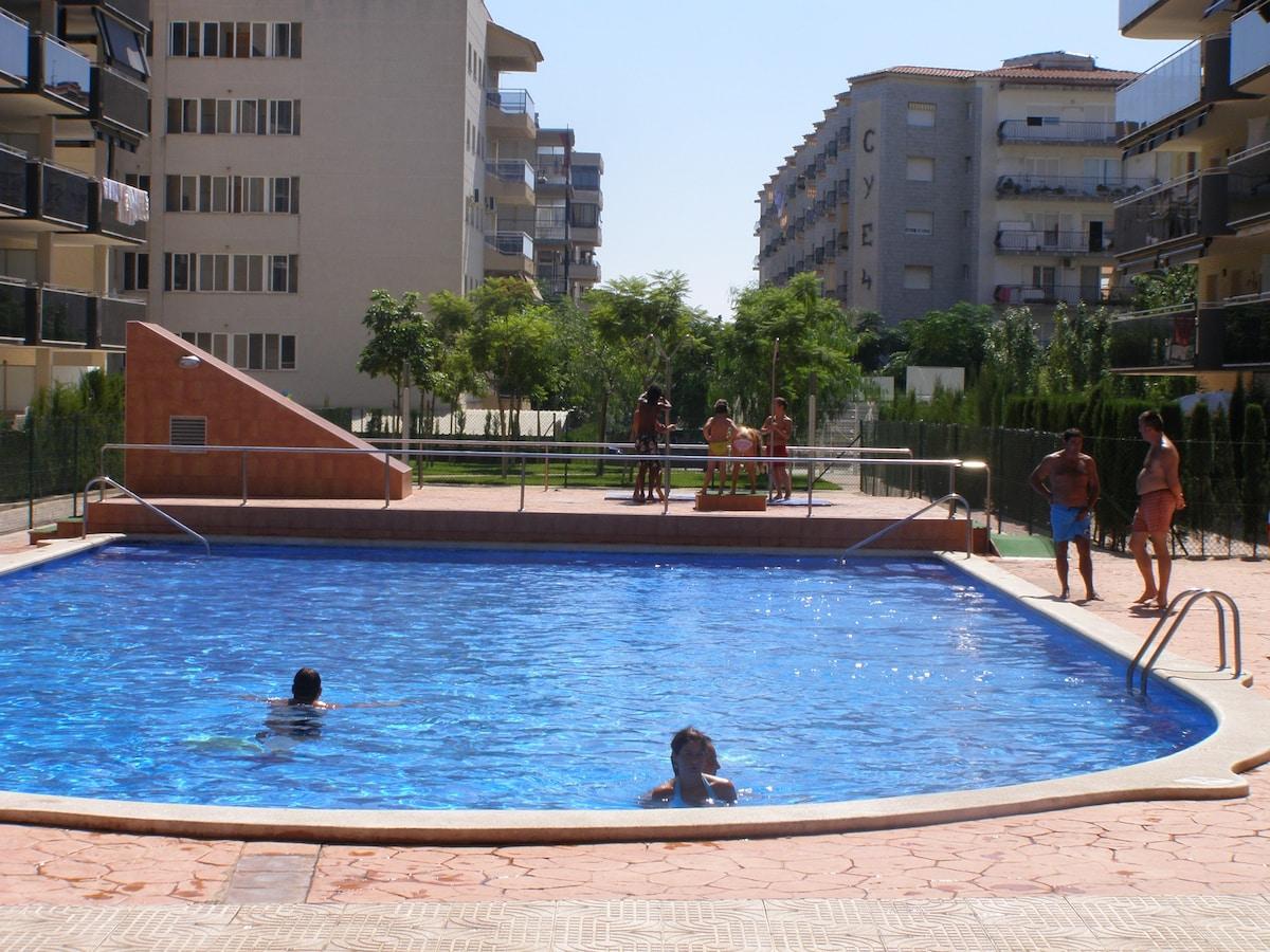 Квартиры в ла пинеда испания