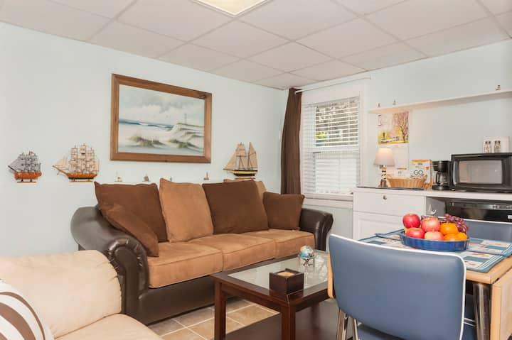 Licensed Boston airport suite 5 stars, subway