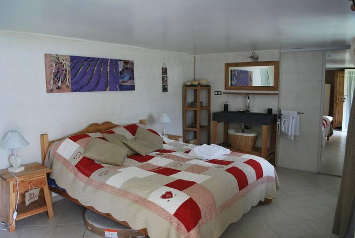 Chambre d'hôtes - gorges du Verdon