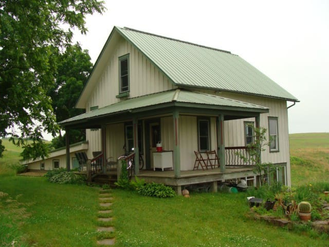Southwest Wisconsin Country Escape - Dodgeville - บ้าน