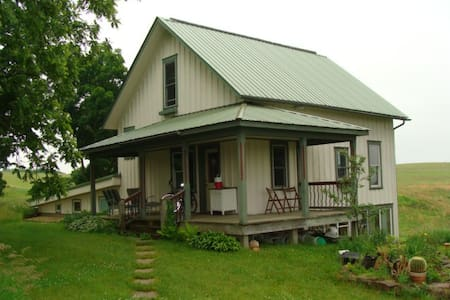 Southwest Wisconsin Country Escape - Dodgeville - Casa