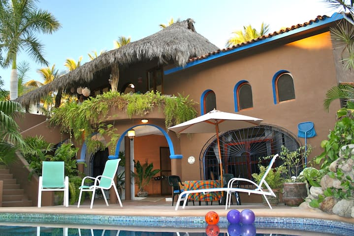 Main house, fully equiped & private - Bucerias - Villa