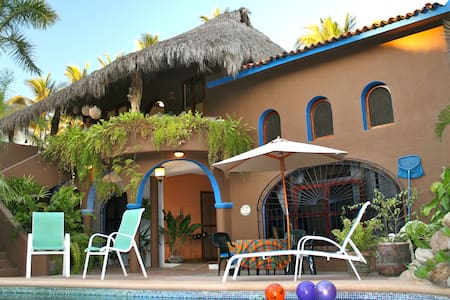 Main house, fully equiped & private - Bucerias