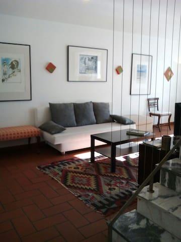 great flat historical center duplex