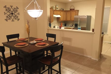 Townhome 10 min from Galleria - 휴스턴(Houston)