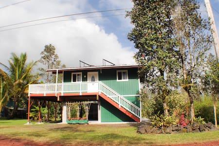 Paradise Getaway near Pahoa - House