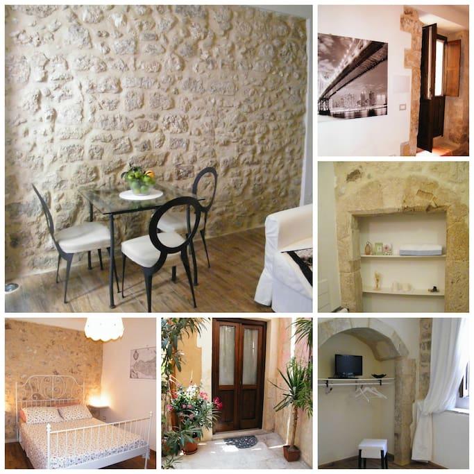 Eveneto charme nel centro storico appartamenti in for Hotel siracusa centro storico