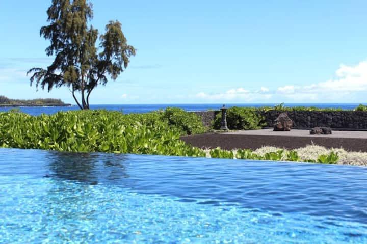 3BR Hawaiian Paradise Ocean Retreat