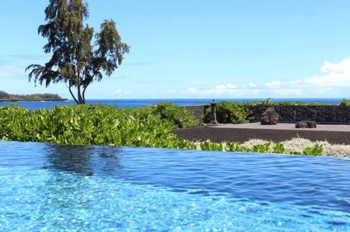 2BR Hawaiian Ocean Retreat