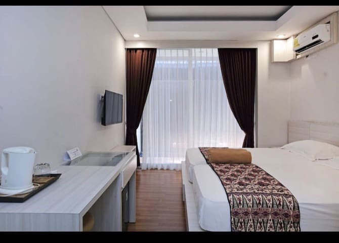 Bright and Cozy Room in Denpasar City