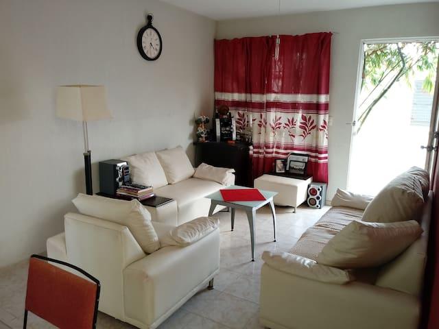 Casa muy comoda y bien ubicada en Merida,Yucatán