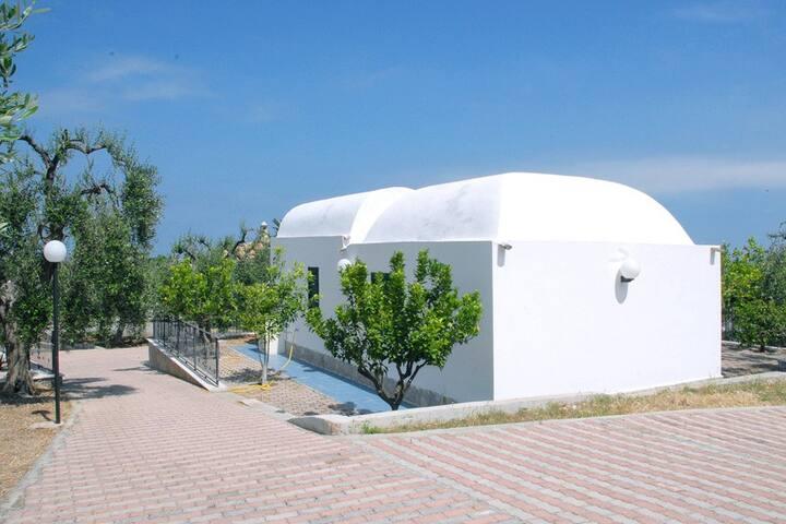 villetta . Casa fiordaliso - Peschici - Villa