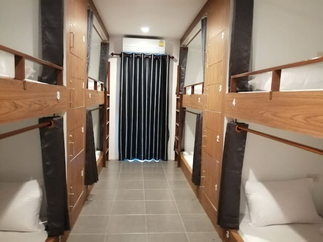 1 Person in 8-Bed Dormitory