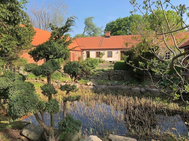 Österlen Farm Guesthouse. Hagestad. Sweden