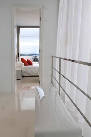 Modern design villa prime location ibiza