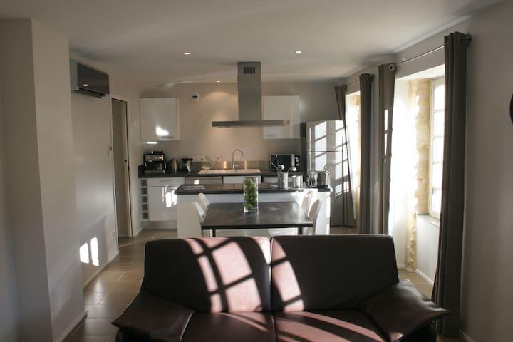 """Appartement """"Côté Fontaines"""""""