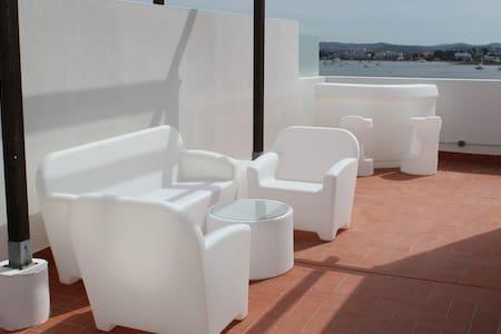Atico nuevo Primera Línea de Playa - Sant Josep de sa Talaia  - Διαμέρισμα